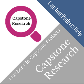 Capstone Research Project Help