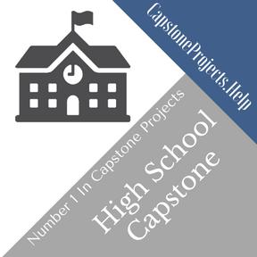 High School Capstone Project Help