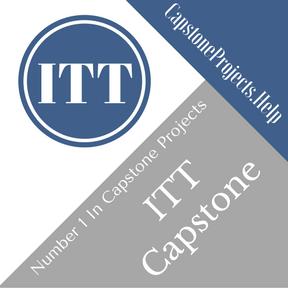 ITT Capstone Project Help