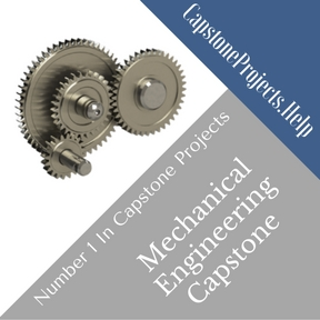 Mechanical Engineering Capstone Project Help