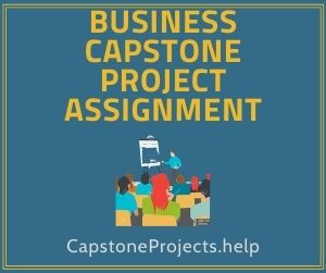Business Capstone Project Assignment