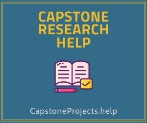Capstone Research Help