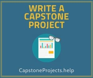 Write A Capstone Project