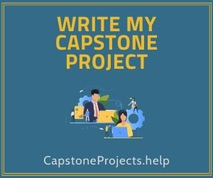 Write My Capstone Project